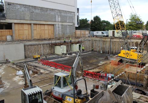 Burras – Basement Construction London | Piling Contractors